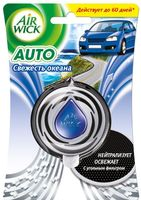 """Освежитель воздуха для автомобиля Air Wick Car Freshener """"Свежесть Океана"""" (3 мл)"""