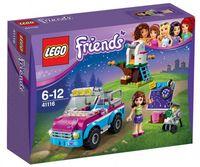 """LEGO Friends """"Звездное небо Оливии"""""""