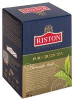 """Чай зеленый листовой """"Riston. Зеленый"""" (100 г)"""