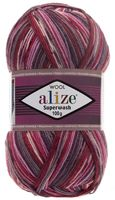ALIZE. Superwash 100 №2698 (100 г; 420 м)
