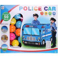 """Детская игровая палатка """"Полицейская машина"""""""