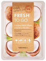 """Тканевая маска для лица """"Fresh To Go Coconut Mask Sheet"""" (25 г)"""