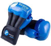 """Перчатки для рукопашного боя """"PRO"""" (8 унций; синие)"""