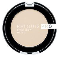 "Тени для век ""Relouis Pro Eyeshadow Matte"" (тон: 11, ivory)"