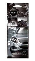 """Ароматизатор для автомобиля """"City Card"""" (black)"""