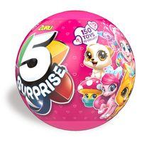 "5 Surprise ZURU ""Шар-сюрприз для девочек"""