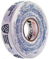 Лента хоккейная для крюка (24 мм; 25 м; белая)
