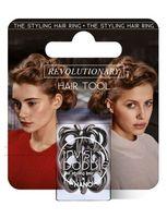 """Резинка для волос """"Nano True Black. С подвесом"""""""