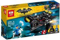 "Конструктор Super Heroe ""Пустынный багги Бэтмена"""