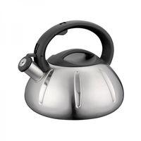 Чайник металлический со свистком (3 л; арт. PH-15617)