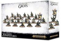 Warhammer Age of Sigmar. Gloomspite Gitz. Grots (89-07)