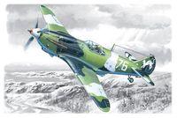 Советский истребитель ЛаГГ-3 1 серии (масштаб: 1/48)