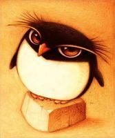 "Алмазная вышивка-мозаика ""Пингвин"" (250х300 мм)"