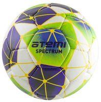 """Мяч футбольный Atemi """"Spectrum"""" №5 (бело-сине-зелёный)"""