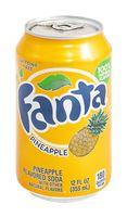 """Напиток газированный """"Fanta. Ананас"""" (355 мл)"""