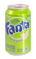 """Напиток газированный """"Fanta. Зеленое яблоко"""" (355 мл)"""