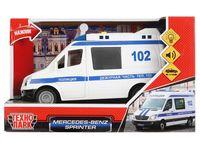 """Модель машины """"Mercedes-benz полиция"""""""