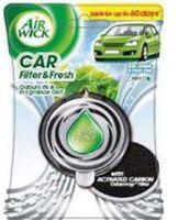 """Освежитель воздуха для автомобиля Air Wick Car Freshener """"Альпийский Луг"""" (3 мл)"""