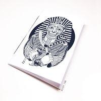 "Блокнот ""Мумия Фараона"" (А5; арт. 475)"