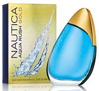 """Туалетная вода для мужчин """"Aqua Rush Gold"""" (100 мл)"""