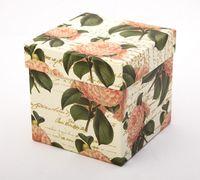"Подарочная коробка ""Camellias"" (11х11х11 см)"
