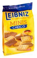 "Печенье сливочное ""Leibniz. Minis Choco Biscuits"" (100 г)"