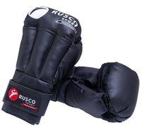 Перчатки для рукопашного боя (10 унций; черные)
