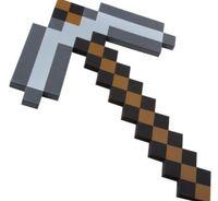 """Железная кирка """"Minecraft"""""""