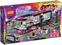 """LEGO Friends """"Поп-звезда: гастроли"""""""