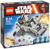 """LEGO Star Wars """"Снежный Спидер Первого ордена"""""""