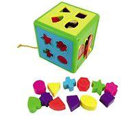 """Развивающая игрушка """"Веселый куб"""""""