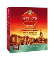 """Чай черный """"Hyleys. Английский королевский купаж"""" (100 пакетиков)"""