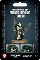 Warhammer 40.000. Dark Angels. Primaris Lieutenant Zakariah (44-71)