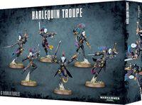 Warhammer 40.000. Harlequin. Troupe (58-10)