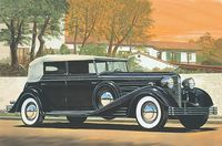 "Автомобиль ""Cadillac Fleetwood"" (масштаб: 1/24)"