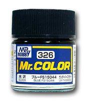Краска Mr. Color (blue, C326)