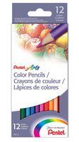 """Цветные карандаши """"Colour pencils"""" (12 цветов)"""