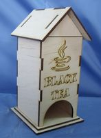 "Чайный домик ""Black Tea"" (арт. МВ00094)"