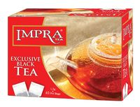 """Чай черный """"Impra"""" (40 пакетиков)"""