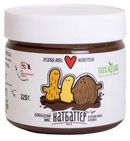 """Паста шоколадно-ореховая """"Nutbutter. Кешью, кокос и арахис"""" (320 г)"""