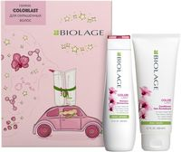 """Подарочный набор """"Biolage Colorlast"""" (шампунь, кондиционер)"""