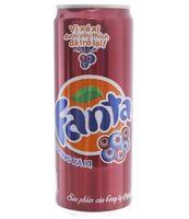 """Напиток газированный """"Fanta. XaXi"""" (330 мл)"""